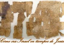 Cómo era Israel en tiempos de Jesús