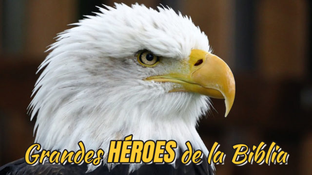 Grandes héroes de la Biblia