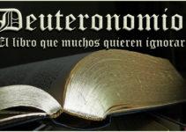 Deuteronomio el libro que muchos quieren ignorar