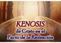 La Kenosis de Cristo en el pacto de la redención
