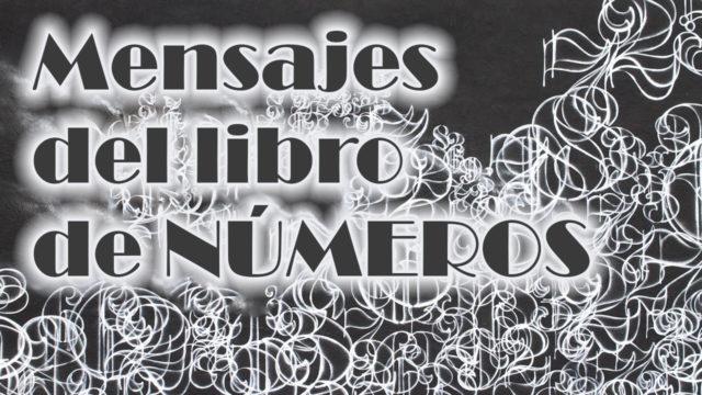 Mensajes del libro de números