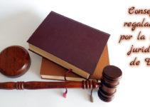 Consejos regalados por la ley jurídica de Dios